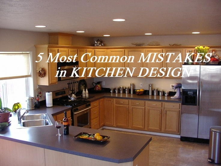 5 most common mistakes in kitchen design domestic bliss for Kitchen design 10 5 full patch