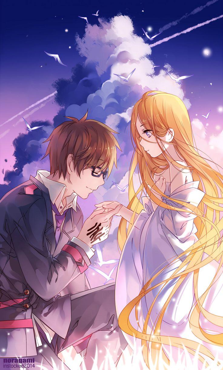 Kazuma and  Bishamonten