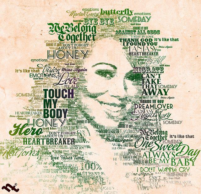 Mariah Carey Hits by The Neil Stone Groove, via Flickr  - www.more4design.pl – www.mymarilynmonroe.blog.pl – www.iwatmore.pl