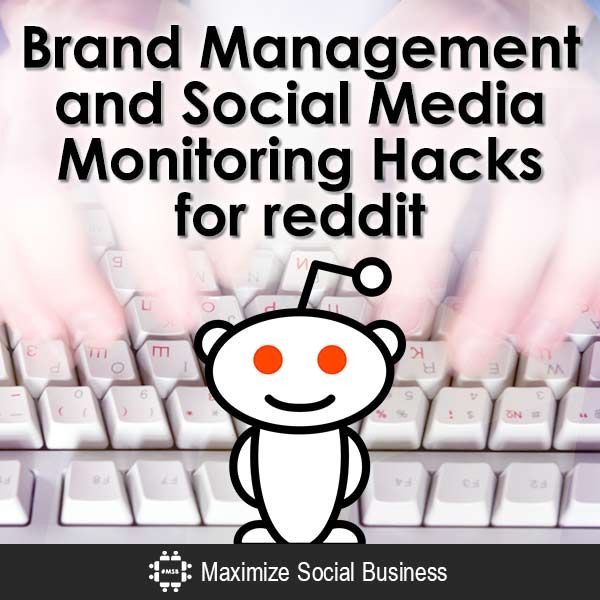 reddit is an excellent medium for providing current social media monitoring tactics to aid in brand management and data collection. Here are the steps you