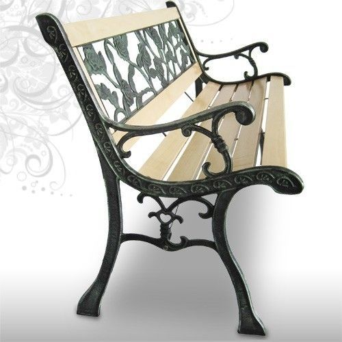 Small #Garden Bench Wooden Iron Hardwood Rustic Outdoor Furniture Floral Seat NEW  http://www.ebay.co.uk/itm/Small-Garden-Bench-Wooden-Iron-Hardwood-Rustic-Outdoor-Furniture-Floral-Seat-NEW-/142016970709?hash=item2110deffd5:g:AIIAAOSw9eVXVcgx  Take  this Cheap Offer. Check LUXURY HOME BRANDS and get this giftNow!