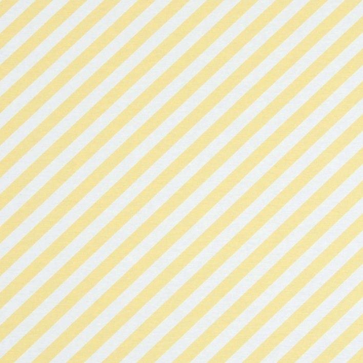 Canvas diagonaal geel
