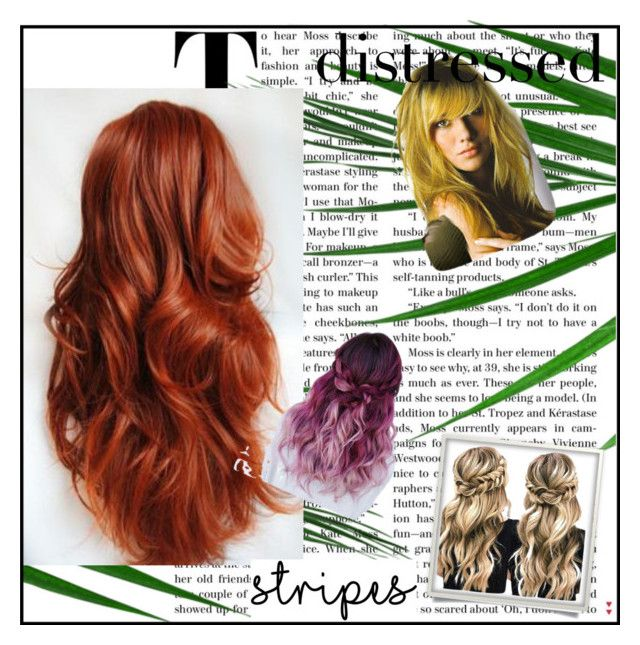 hair by lolag1988 on Polyvore featuring moda