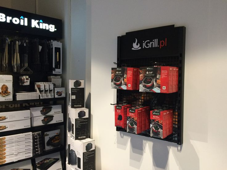 iGrill kupisz w DYNAMIC Centrum Grilla