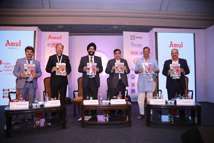 #MedicsSuperSpecialityHospital Launched at the India Health & Wellness Summit 2016