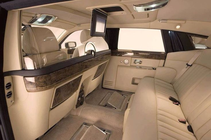 Rolls Royce Phantom Interior                              …
