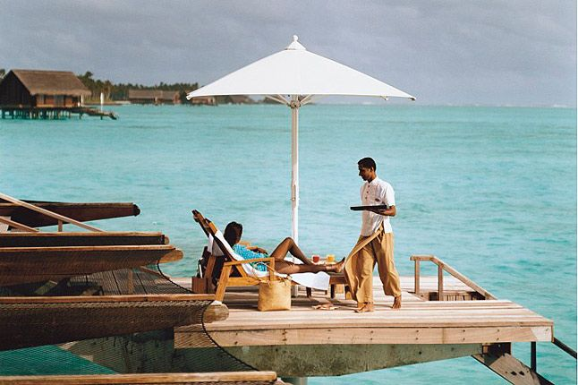 Where to stay in the Maldives - Hotel Guide, Photo 1 of 20 (Condé Nast Traveller)