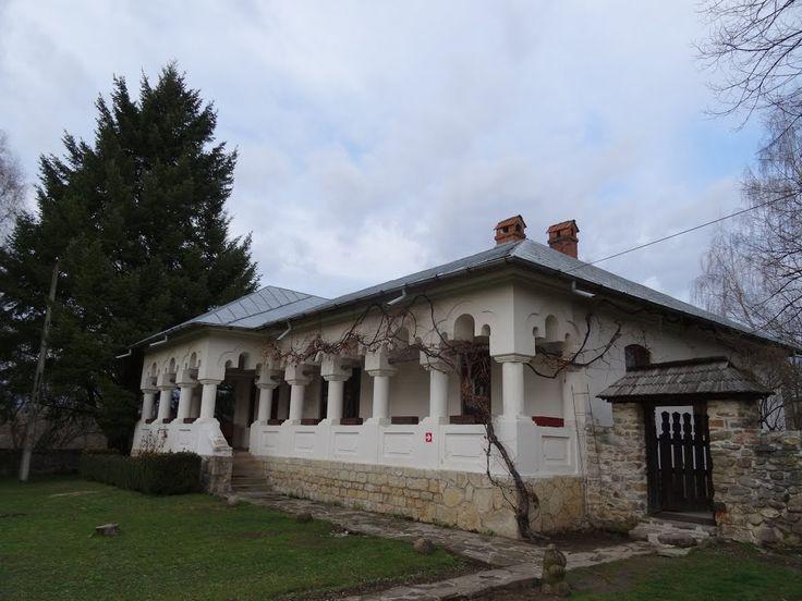 Casa lui I.G. Duca, Măldărești