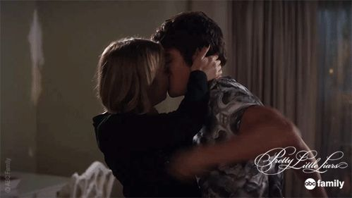 "S6 Ep6 ""No Stone Unturned"" - #Haleb... Relationship goals. #PLL"