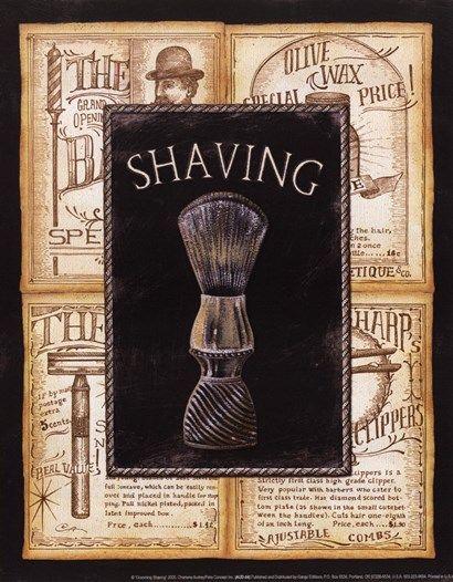 Grooming+Shaving