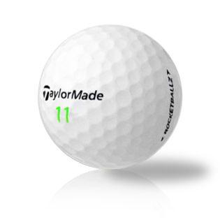 10 Dozen TaylorMade Rocketballz