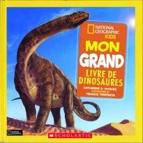Le monde préhistorique s'anime grâce aux illustrations étonnantes d'énormes dinosaures de Franco Tempesta. Chaque double-page présente un dinosaure accompagné de faits amusants en gros caractères; lecture idéale pour les plus jeunes. Les amateurs de dinosaures profiteront du volet interactif inclus à chaque chapitre, et les parents apprécieront les conseils offerts pour favoriser l'apprentissage.