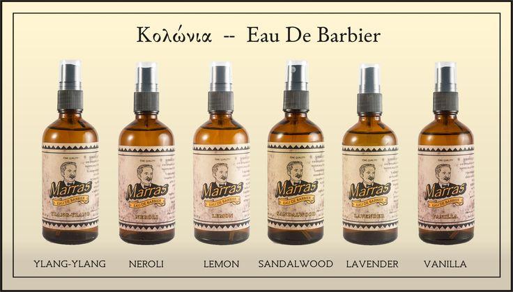 #Marras #EauDeBarbier #eaudetoilette #greek #natural #products #barber #barberlife #oldschool #vintage #menstyle #menfashion