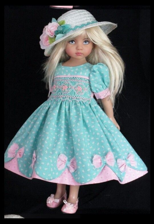 Effner doll clothes