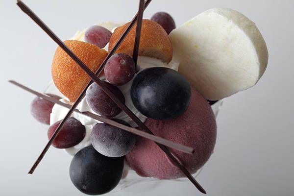 フランスが絶賛!巣鴨「ヨシノリ アサミ」の芸術的なパフェ - macaroni