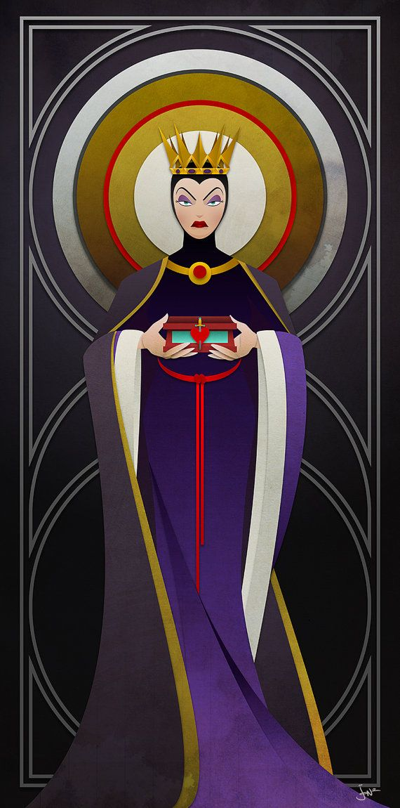 Disney Villains Series - The Queen