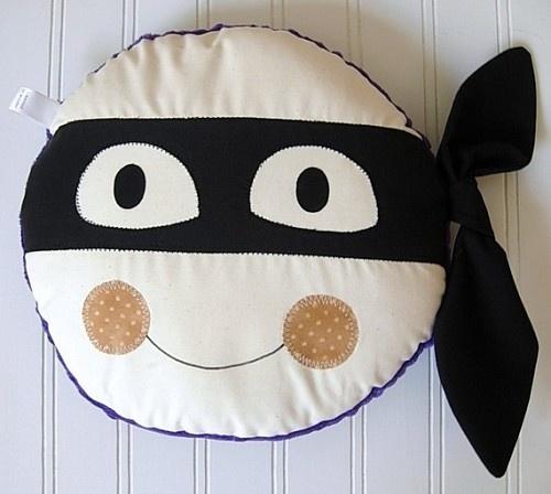 Ninja Pillow