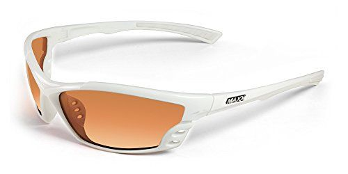 2017 Maxx Sunglasses TR90 Maxx Cobra HD White Amber Lens ** Be sure to check out this awesome product.
