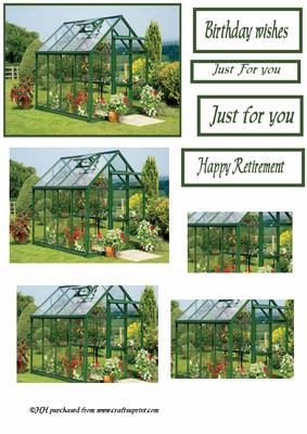 3214 best 3d ark images on pinterest 3d sheets cardmaking and 3d the greenhouse malvernweather Choice Image