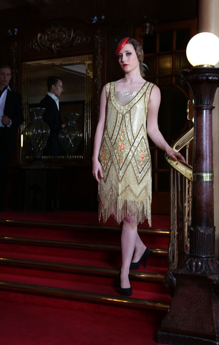 The Special Edition Icon Gown In Absinthe Green And Gold