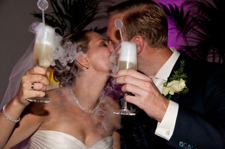 Maak het toost-moment op je bruiloft extra bijzonder met Mystic Bubbels!
