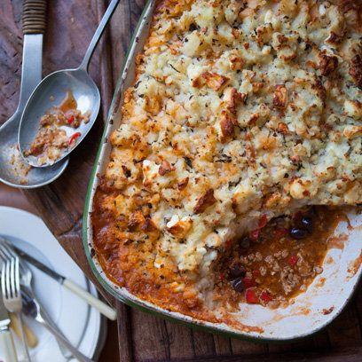 Fay Ripley's shepherd's pie | Lamb Recipes | Red Online