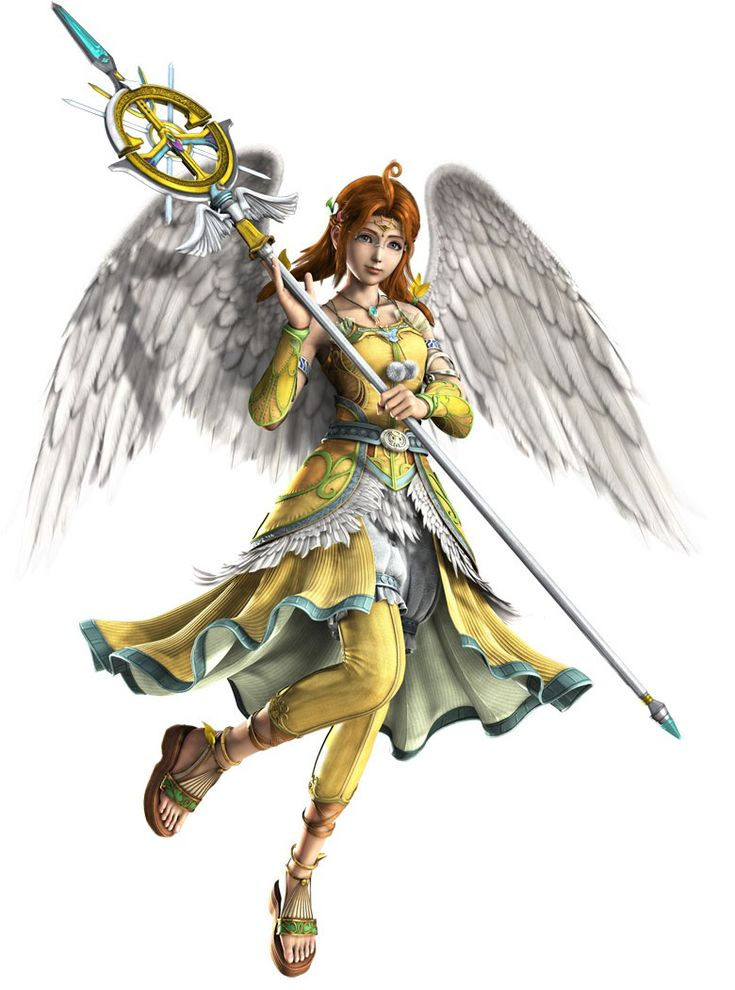 The actual character Sarah Jerand from Star Ocean: Last Hope. Inspiration for my cosplay.