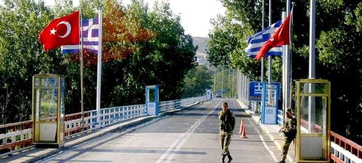 Εκτακτο: Σύλληψη Τούρκου στα σύνορα, στις Καστανιές Εβρου