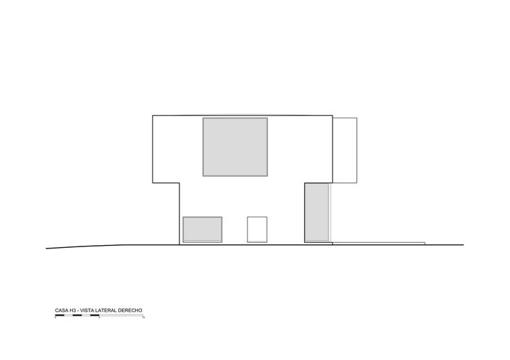 Gallery of H3 House / Luciano Kruk - 33