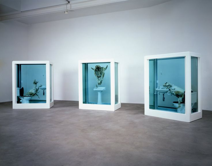 Damien Hirst - The Tranquility of Solitude (for George Dyer) - 2006