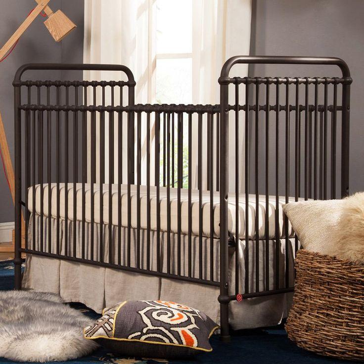 1000 Ideas About Iron Crib On Pinterest Cribs