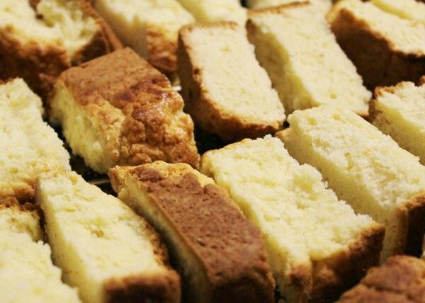 Buttermilk Rusks What good is tea-time without something delicious to dunk in your tea? Rusks, known as Beskuit in Afrikaans, are a well-known favourite, made from chunks of dough that are then slow-dried in an oven.