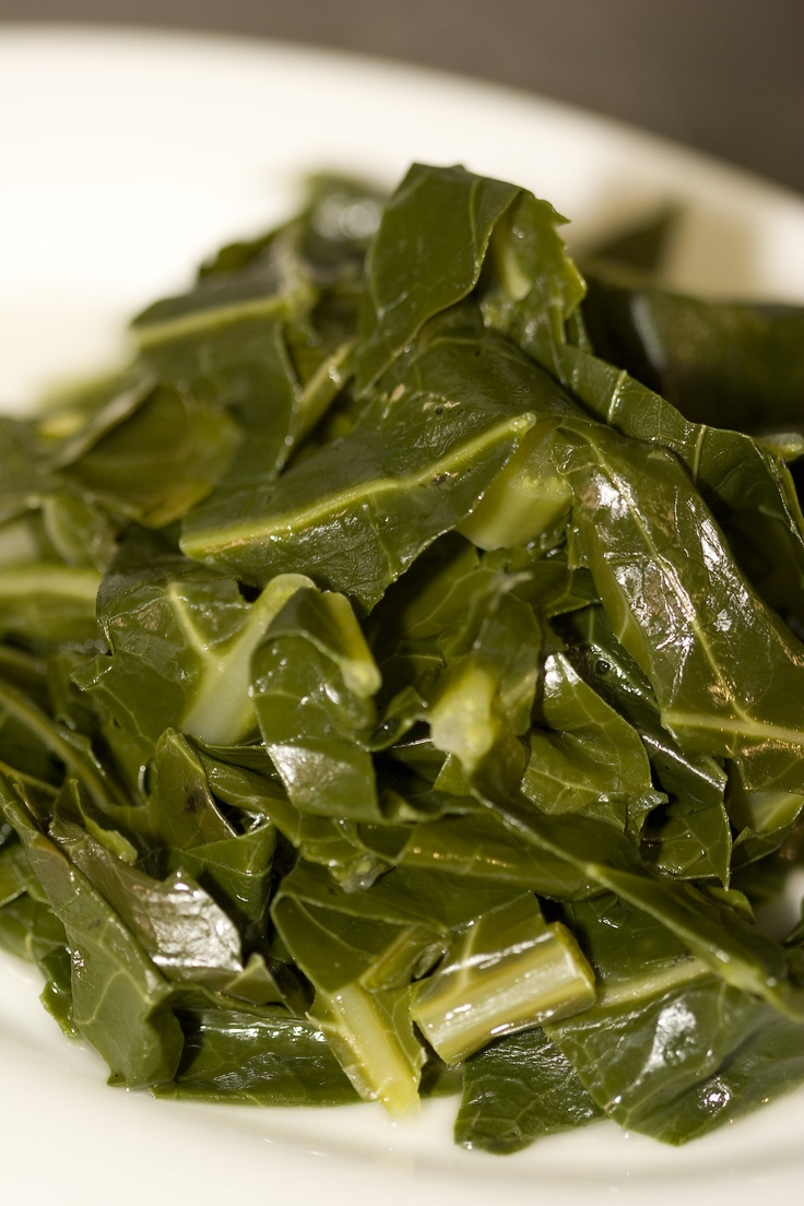 Collard greens, also known as collards, are a well known and loved Southern side-dish, especially in South Carolina.