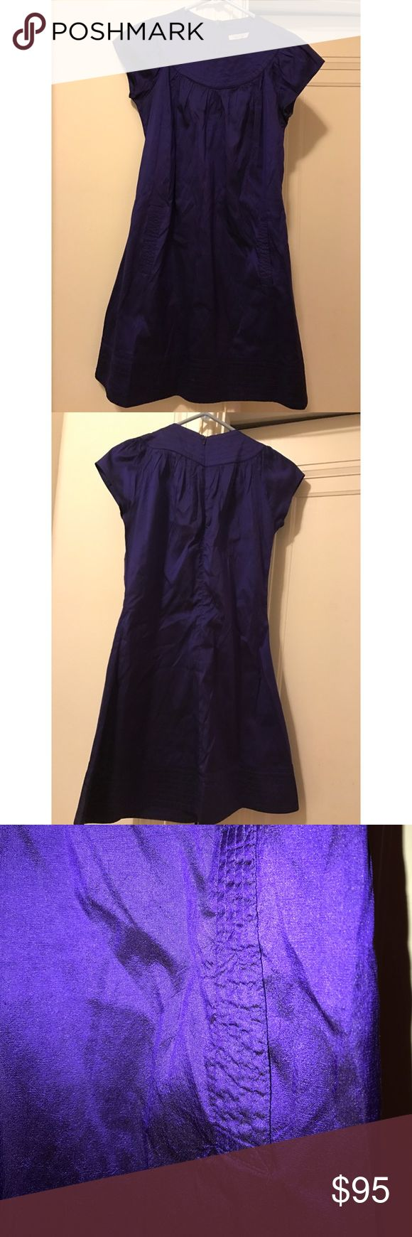 CALYPSO Christiane Celle Pazzi Dress XS Calypso St. Barth 100% silk dress. A little above the knee & has pockets. Machine wash cold, hang dry. Excellent condition Calypso St. Barth Dresses Mini