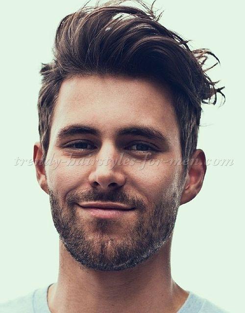 stubble, beard and mustache styles - stubble style