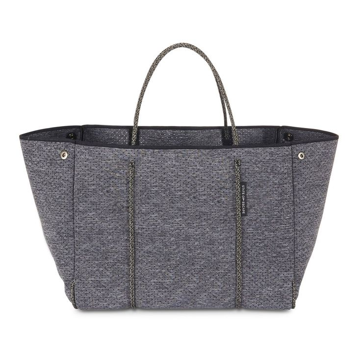State of Escape / ESCAPE bag in LUXE charcoal marle : 329.00 AUD