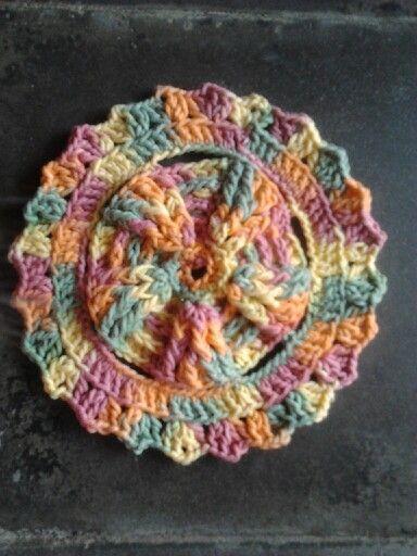Crochet doily #10