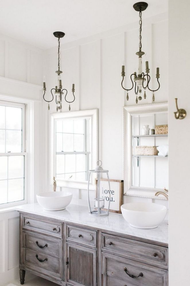 28 The Do This Get That Guide On Farmhouse Master Bathroom Ideas French Country Farmhouse Master Bathroom French Country Bathroom French Bathroom