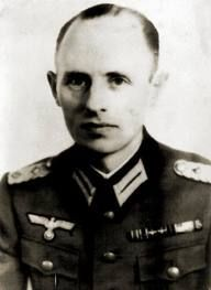 Stepan Bandera - nazi mass murder- currently the national hero of Ukraine