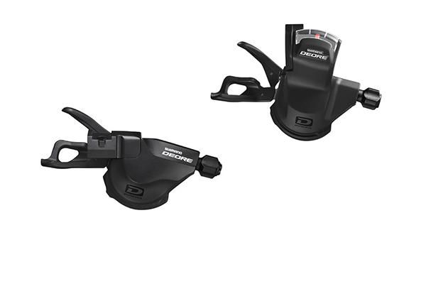 Shimano Deore M610 10 Speed Trigger Shifters. http://www.bicicentral.com/shimano-deore-m610-10-speed-trigger-shifters.html