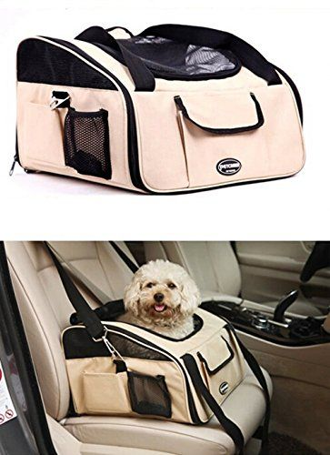 T Tocas Waterproof Car Seat Small Cats Dogs Puppy Travel Cage Airline Approved Soft Sided Pet Carrier Portable Lookout Booster Seat with Harness Holder For Sale https://dogcratereview.info/t-tocas-waterproof-car-seat-small-cats-dogs-puppy-travel-cage-airline-approved-soft-sided-pet-carrier-portable-lookout-booster-seat-with-harness-holder-for-sale/