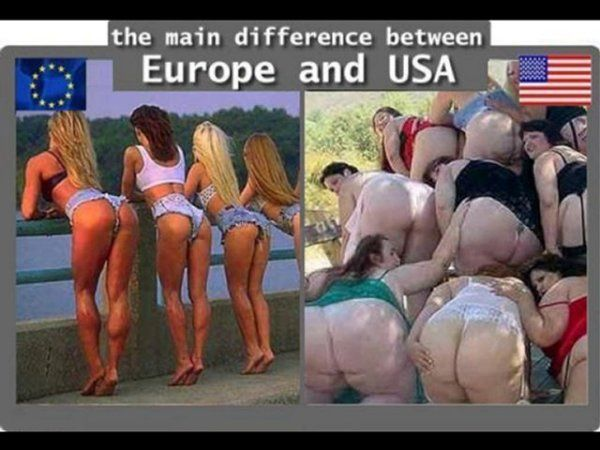Dating usa vs europe