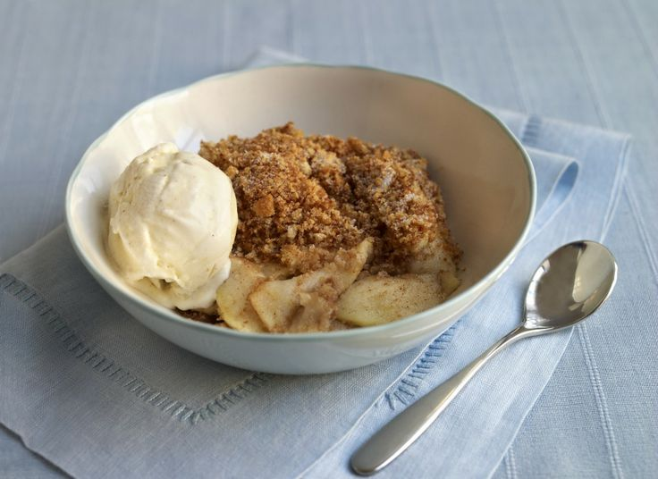 Mary Berry's Apple Brown Betty, my favourite apply recipe ever