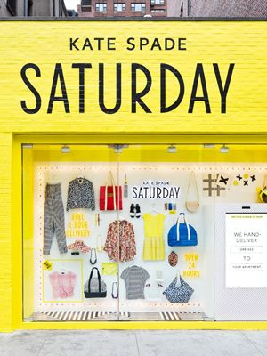 Kate Spade Pop up Retail