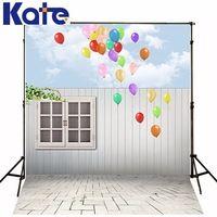 200Cm*150Cm Backgrounds Flying Balloons Soaring Walls Photography Backdrops Photo Lk 1399