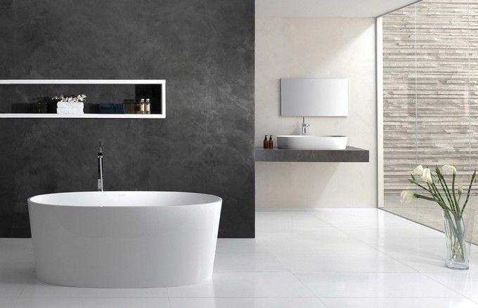 25 minimalist bathroom design ideas modern f rd szoba for Bathroom design 7 x 11