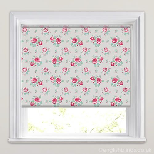 Perfect Kalina Blossom Contemporary Roller Blinds Wide
