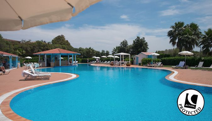 UK Holidays: Sardinia, Italy: 2-4 Night 4* Spa Resort Stay With Flights - Up to 55% Off for just: £129.00 Indulge in the ultimate rejuvenation break abroad with a 2-4 night stay in Sardinia      Kick back in an en suite room at the 4* Geovillage Sport Wellness  and  Convention Resort      Take a dip in the swimming pool or laze on the sun loungers with a cocktail in hand      Treat yourself...
