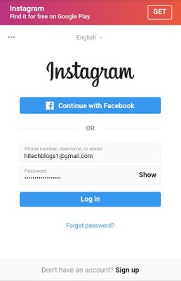 A bug on Instagram exposed User's password!!! | Social Media