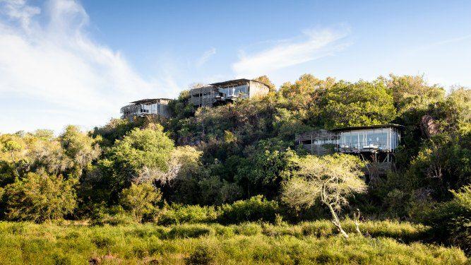 Singita Lebombo, Kruger National Park - SOUTH AFRICA. Singita Lebombo is one of South Africa's most luxurious safari lodges.